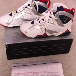 5.5Y Air Jordan 7 Retro (GS)